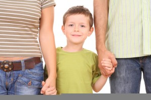 non-custodial parent