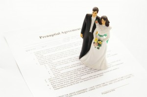 legally divorced