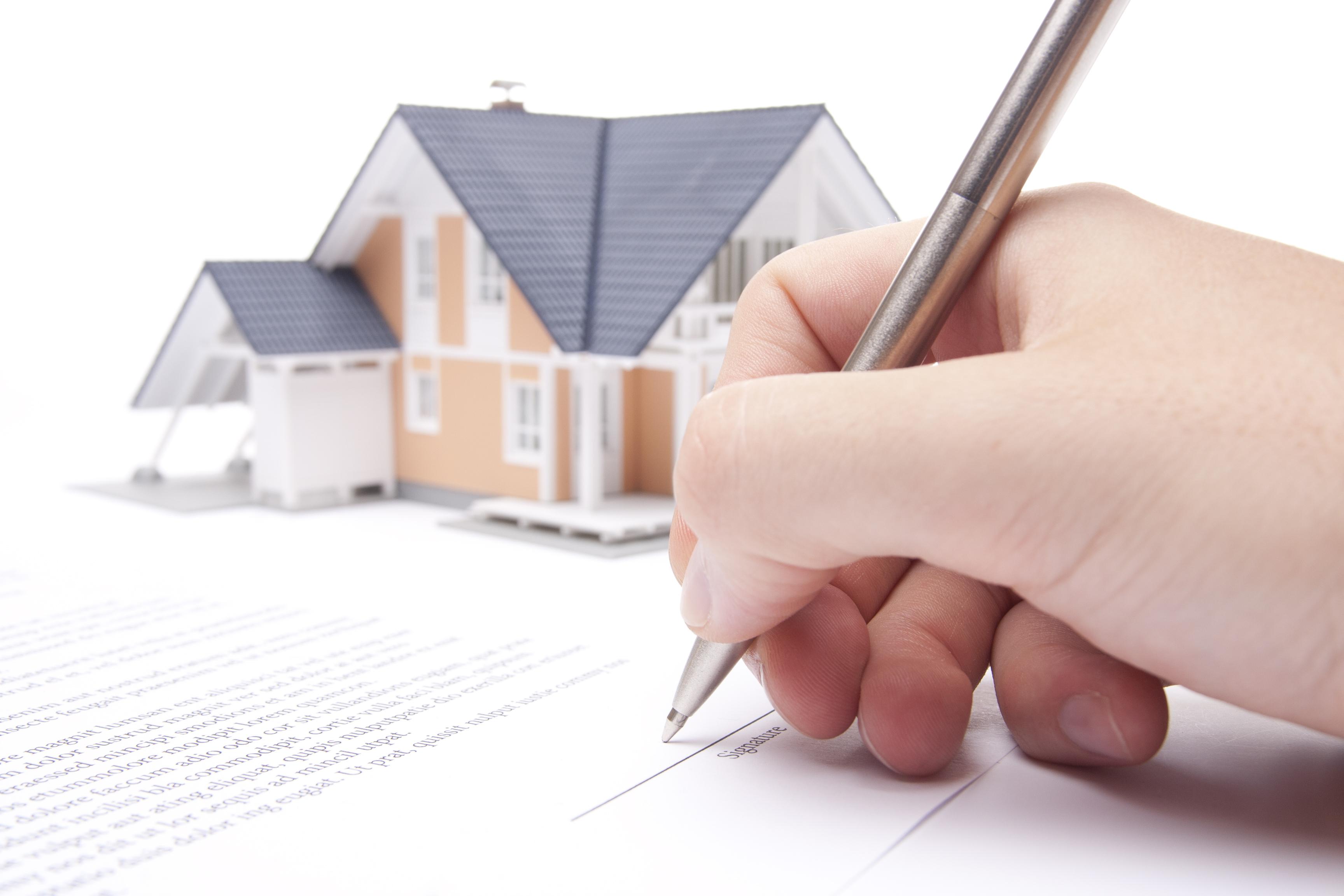 Процесс купля продажи домов в украине